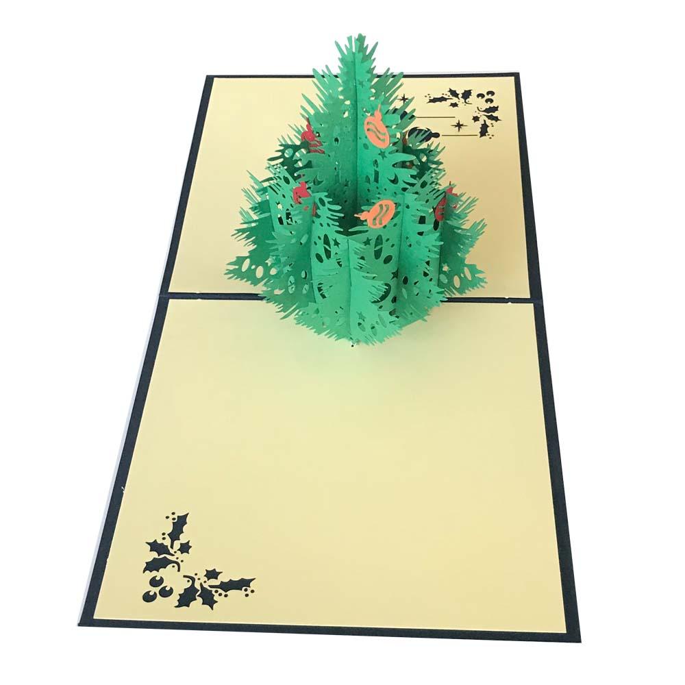 3d weihnachtskarte pop up klappekarte weihnachtsmann. Black Bedroom Furniture Sets. Home Design Ideas